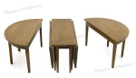 149. Drop Leaf Table